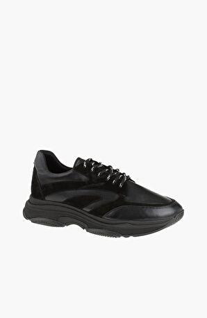 George Hogg Siyah Sneaker