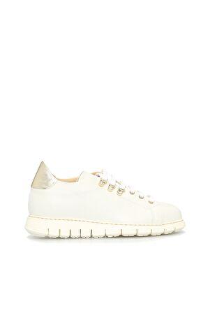 Luca Grossi Beyaz Sneaker