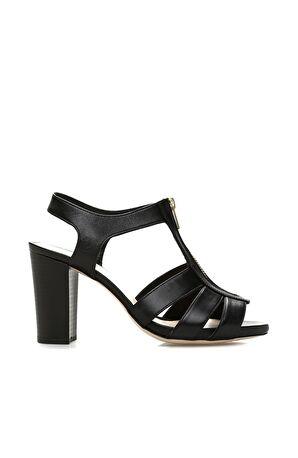 DIVARESE Siyah Sandalet