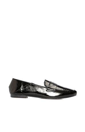 DIVARESE Siyah Loafer
