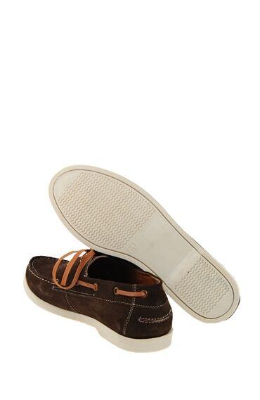 Kahverengi Süet Loafer