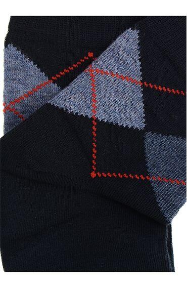 Lacivert Renkli Çorap