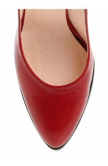 Kırmızı George Hogg Ayakkabı