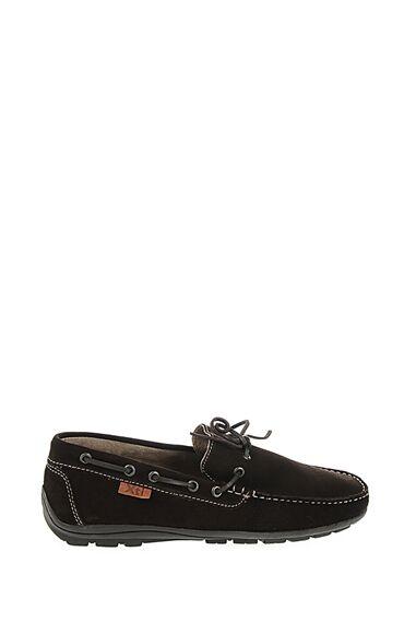 Süet Loafer Ayakkabı
