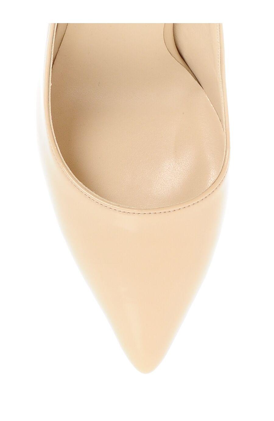 Ten Rengi Topuklu Ayakkabı