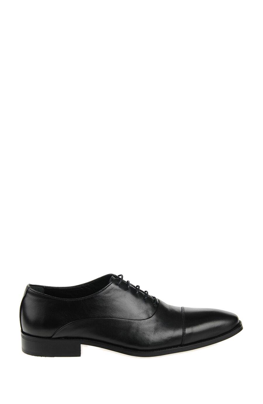 %100 Deri Siyah Ayakkabı