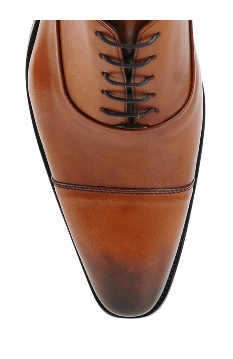 Maskaratlı Kahverengi Ayakkabı