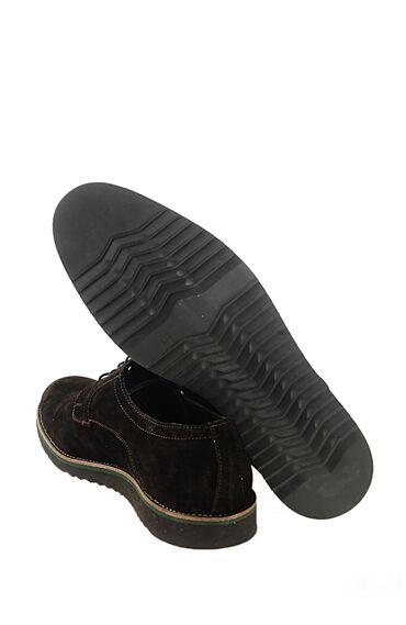 Eva Taban Kahverengi Ayakkabı