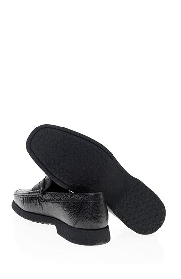 Deri Loafer