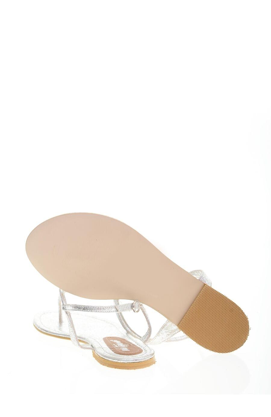 Taş Detaylı Lame Sandalet