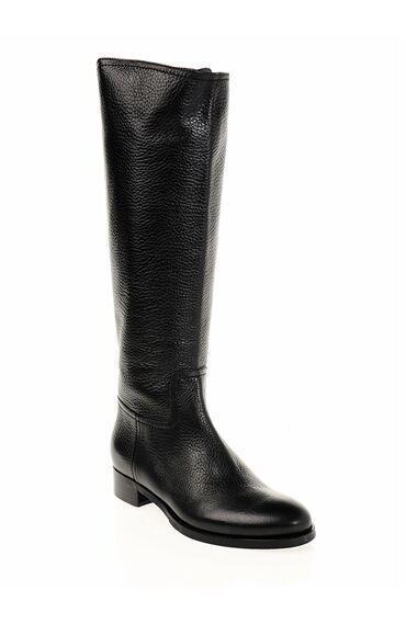 Siyah Luca Grossi Çizme