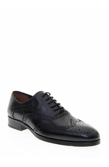 Siyah Brogue Ayakkabı