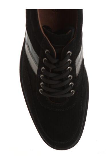 Siyah Süet Ayakkabı