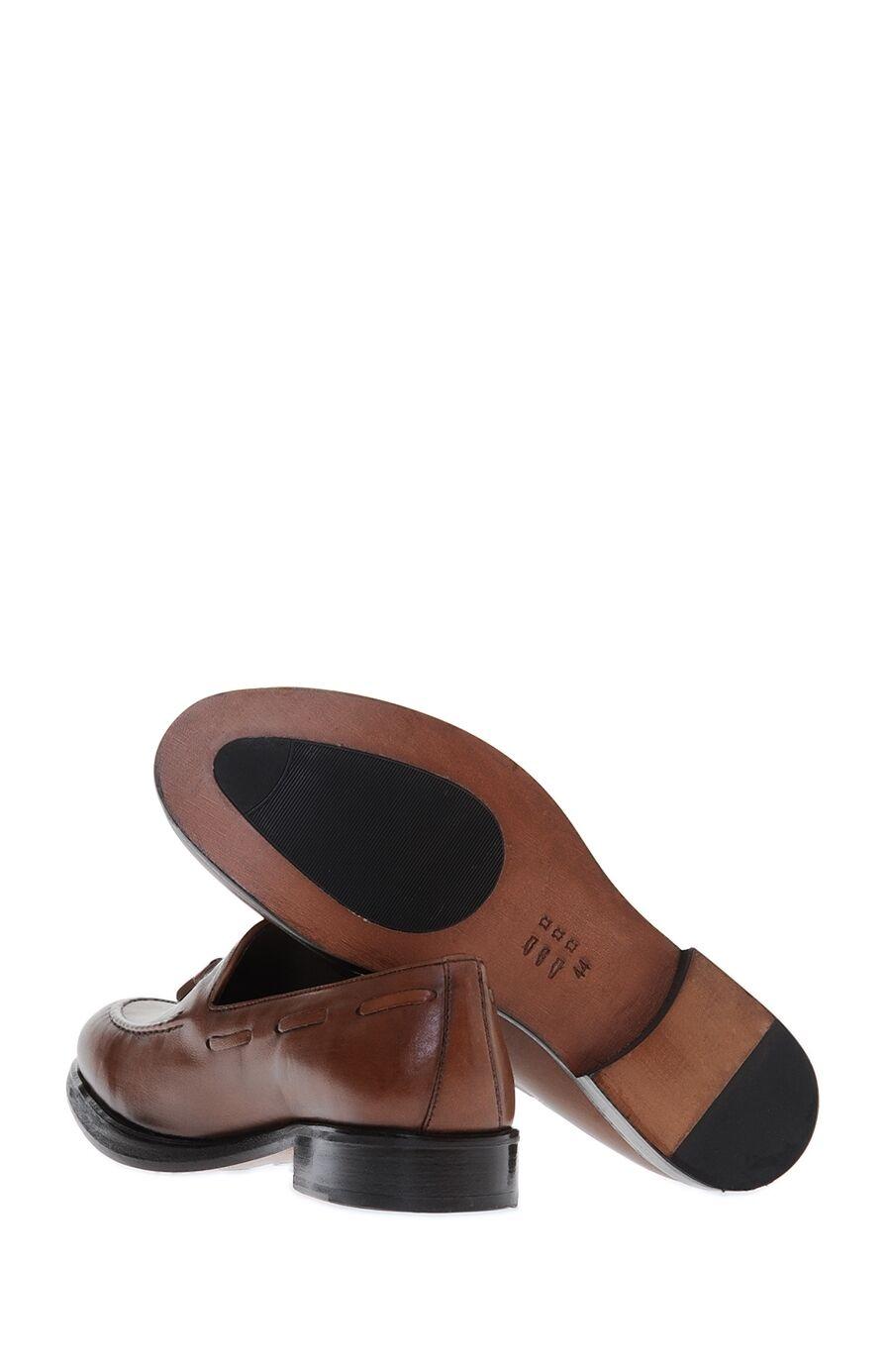 Taba Deri Ayakkabı