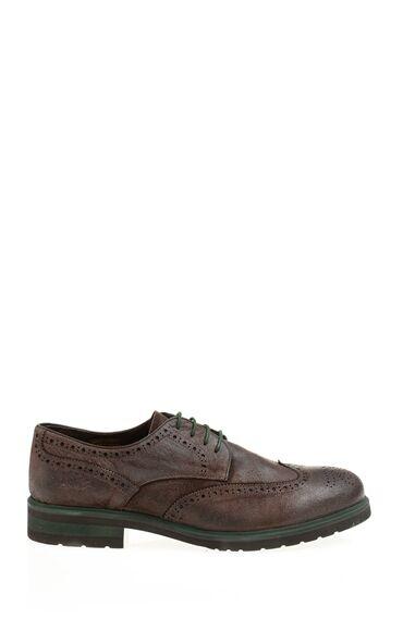 Kahverengi Süet Ayakkabı