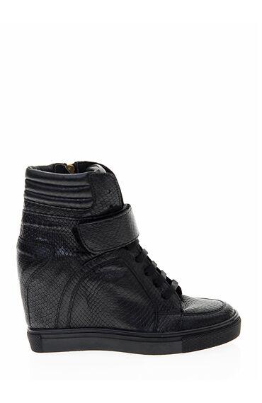 Topuklu Sneaker