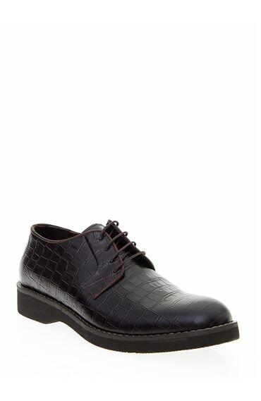 Deri Derby Ayakkabı
