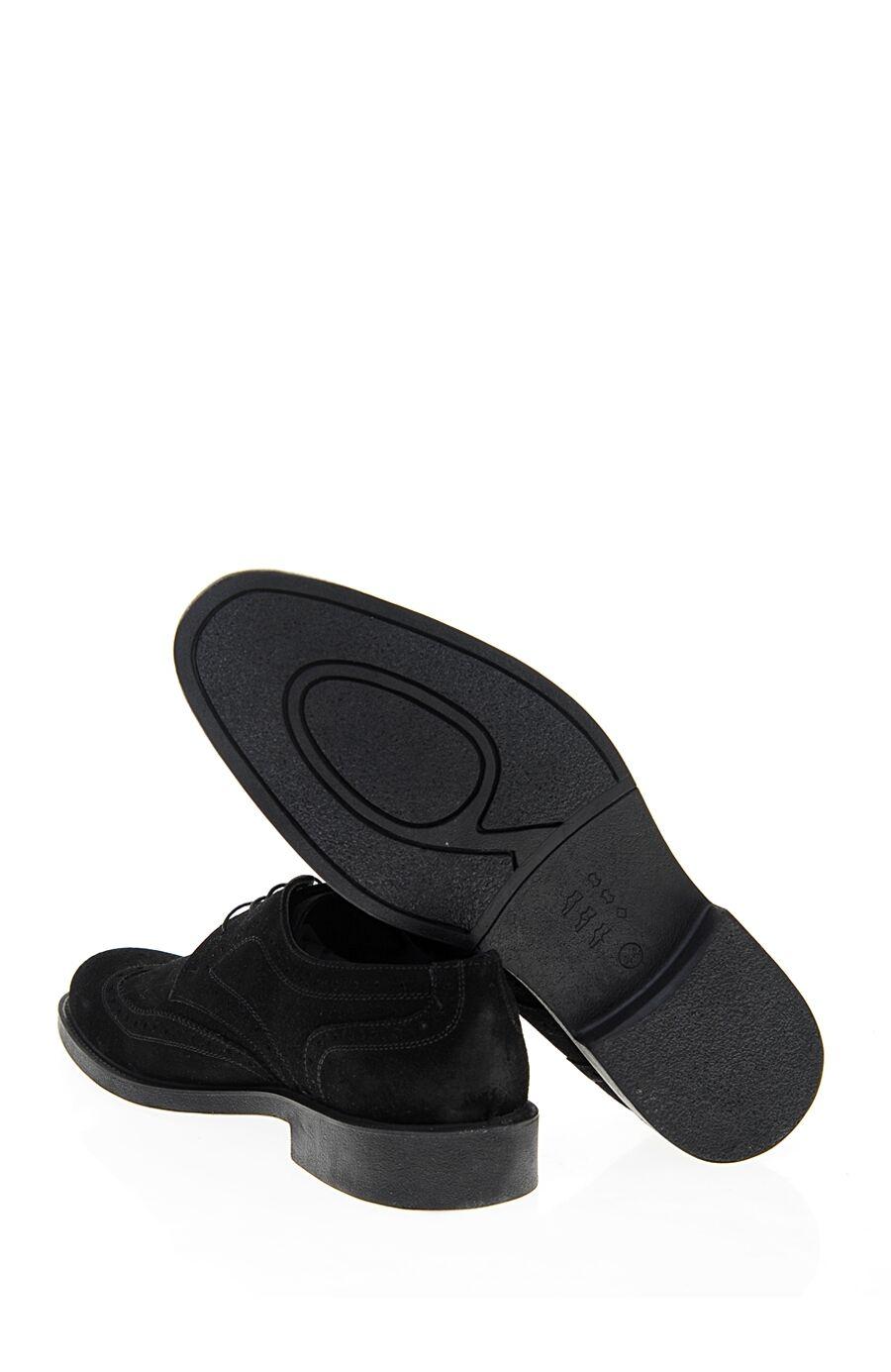Syah Süet Ayakkabı