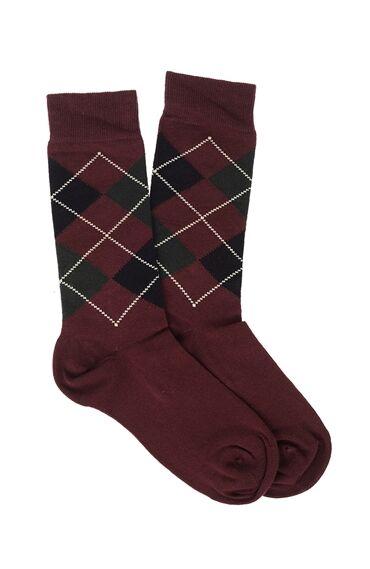 Bordo Çorap