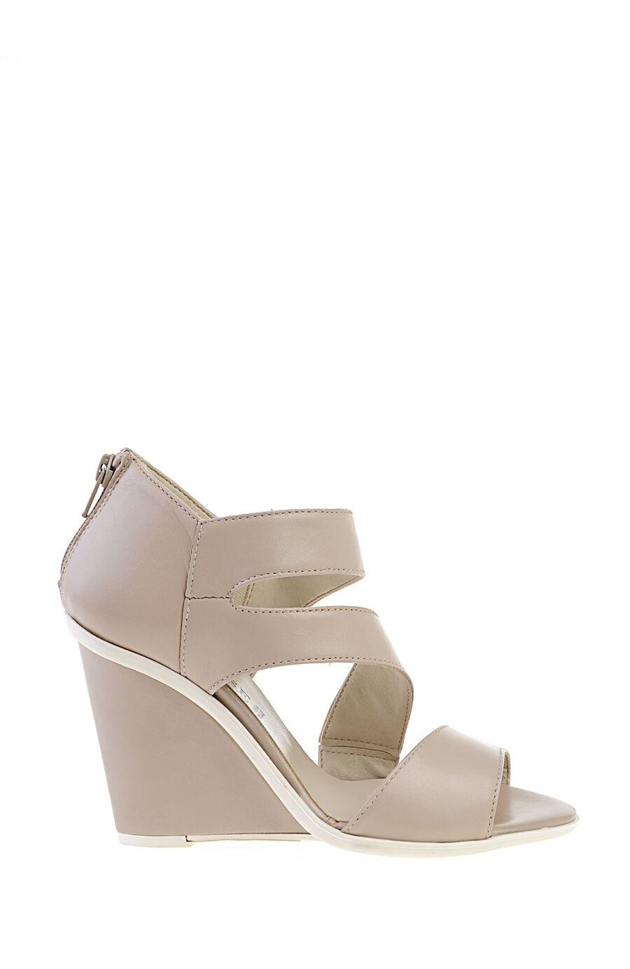 Topuklu Vizon Ayakkabı
