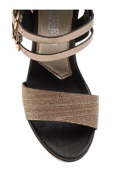 Topuklu Dore Abiye Ayakkabı