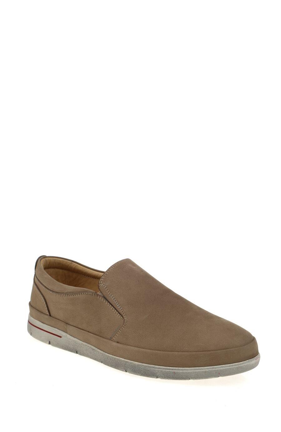 Vizon Nubuk Ayakkabı