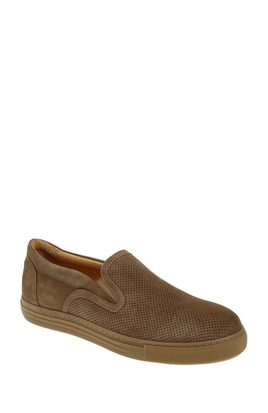 Vizon Süet Loafer Ayakkabı