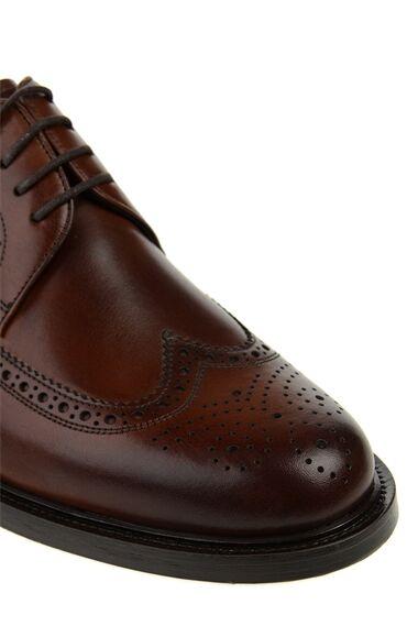 Kahverengi Deri George Ayakkabı