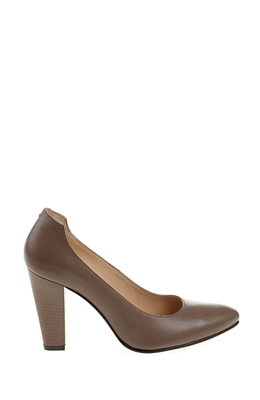 Vizon Topuklu Gova Ayakkabı