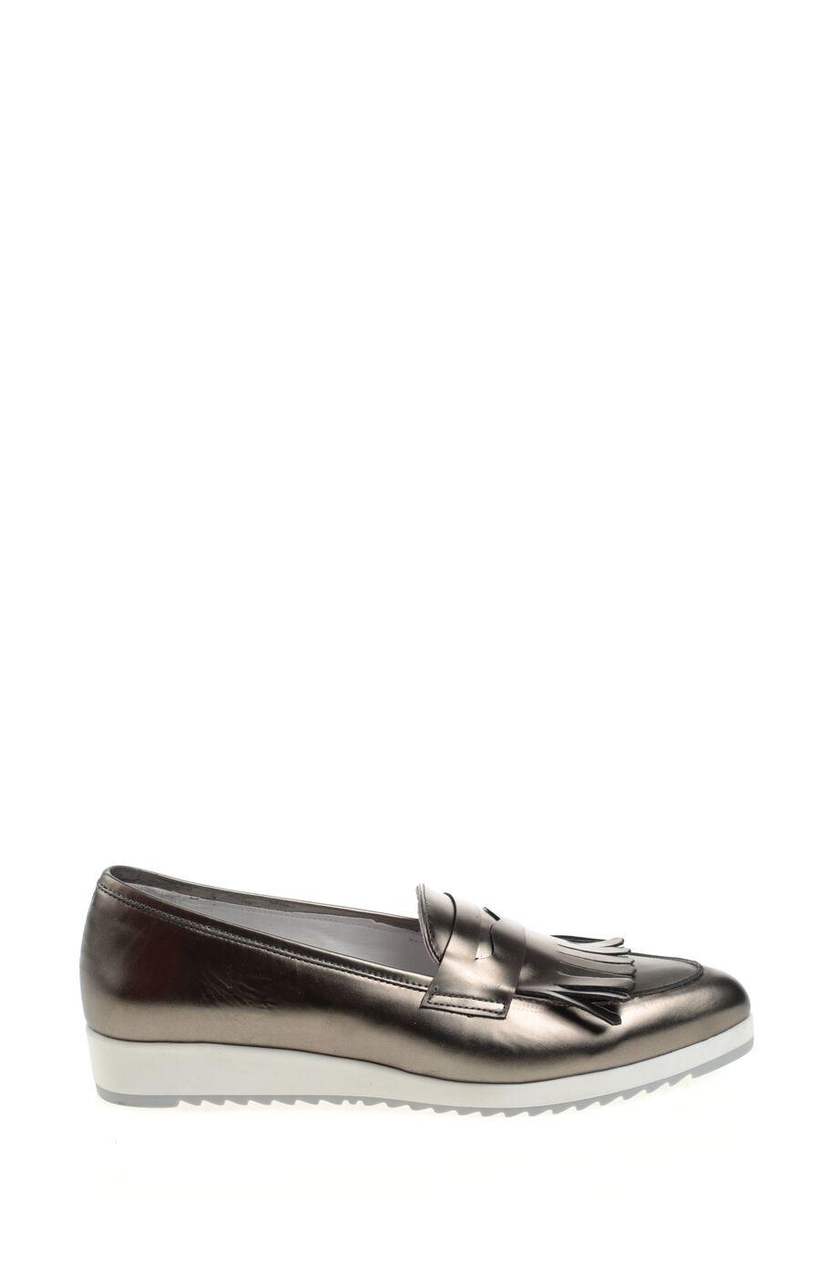 Bronz Deri Ayakkabı