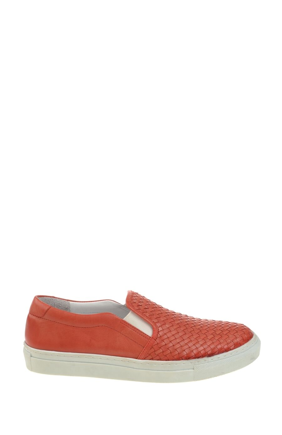 Kırmızı Deri Ayakkabı