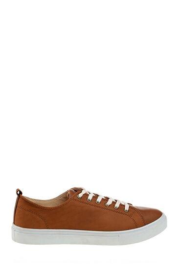 Taba Nubuk Casual Ayakkabı