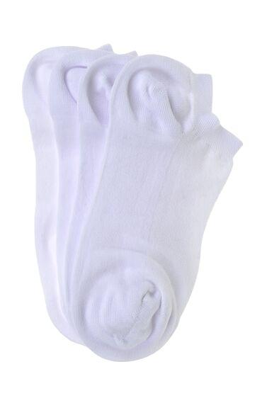 Beyaz Patik Çorap