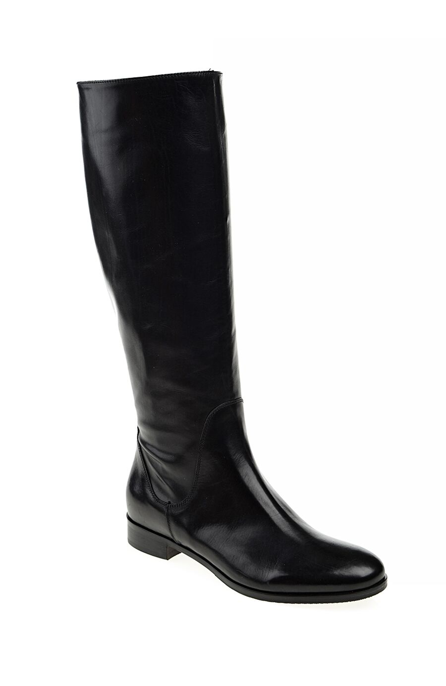 Luca Grossı Siyah Deri Çizme – 595.0 TL