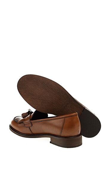 Taba Deri Loafer