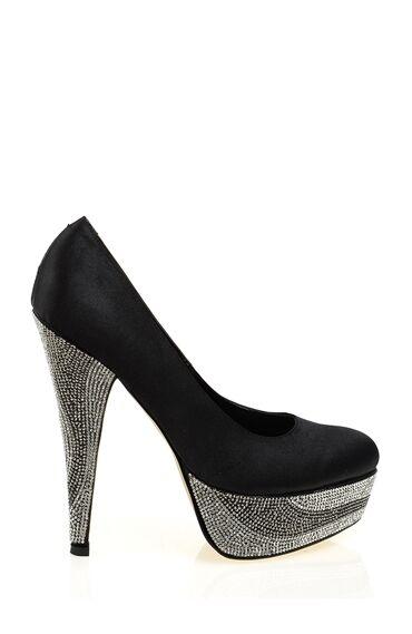 Topuklu Gece Ayakkabısı