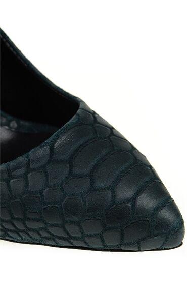 Yeşil Gova Ayakkabı