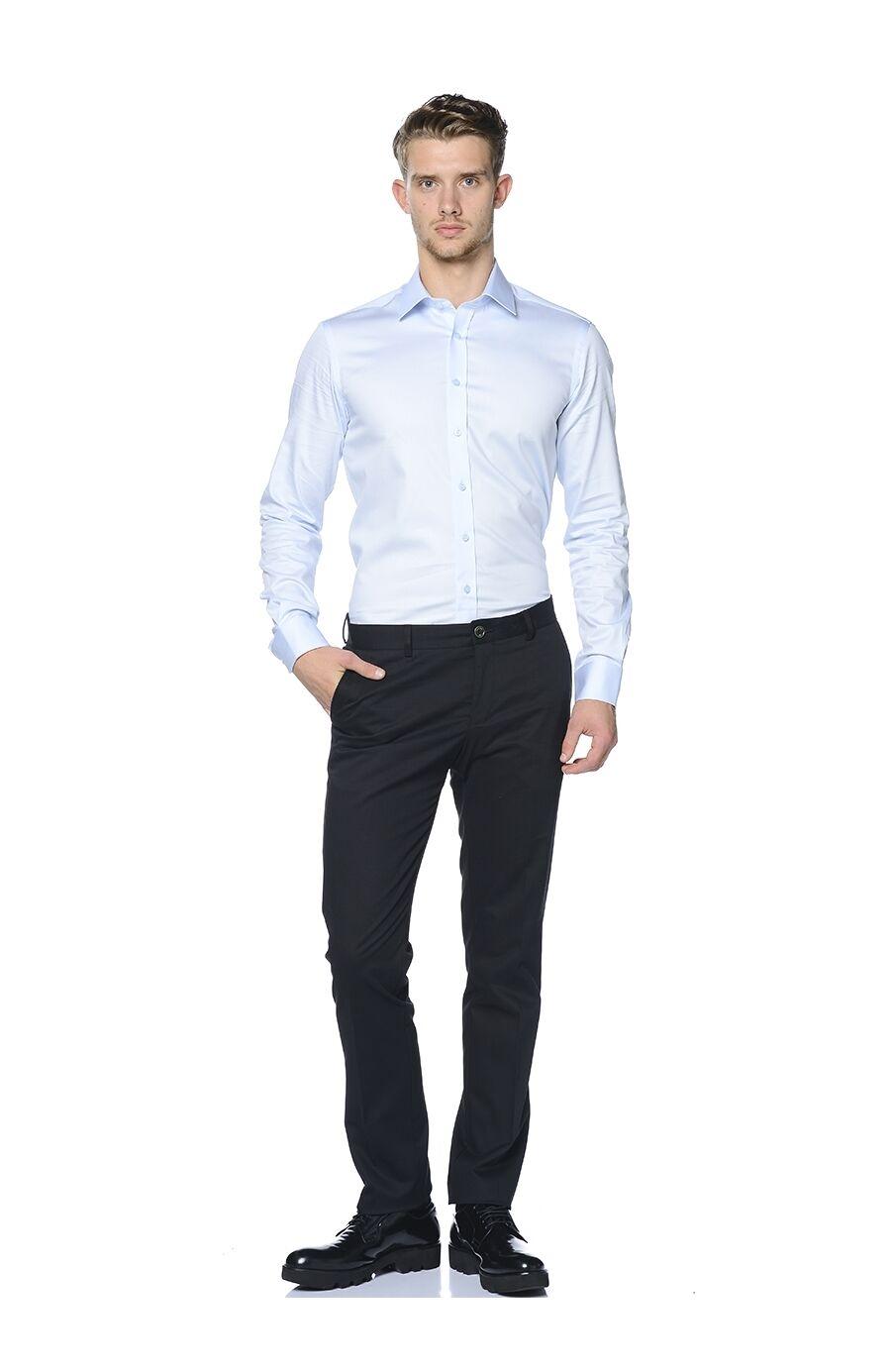 Açık Mavi Business Gömlek