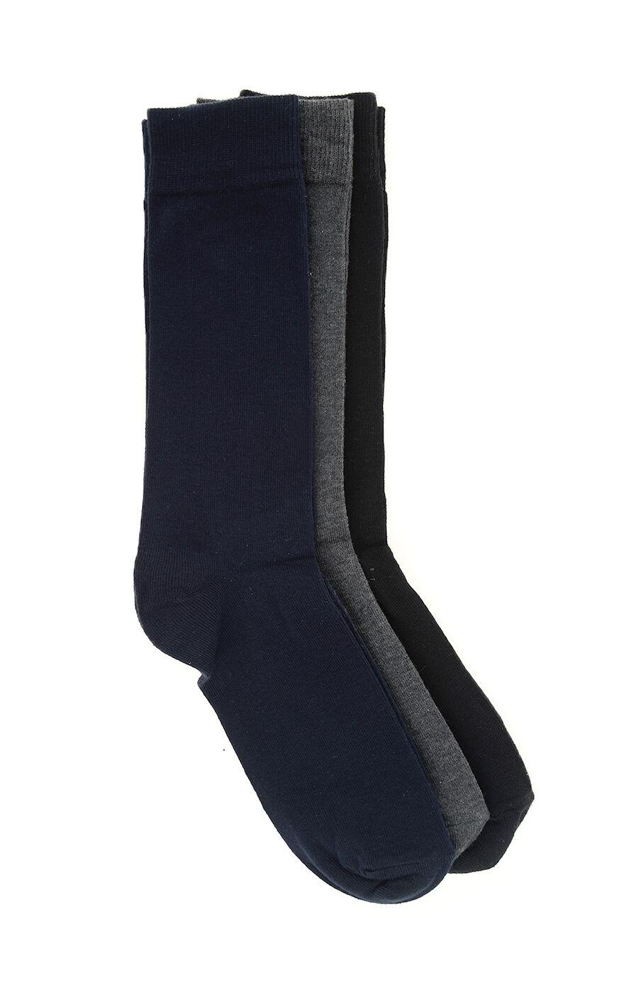 Antrasit 3'Lü Çorap Set