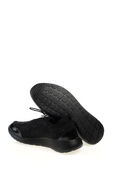 Siyah Spor Ayakkabı
