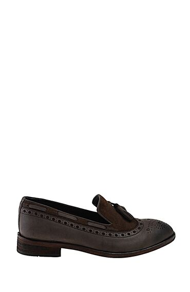 Kahverengi Smart Casual Loafer