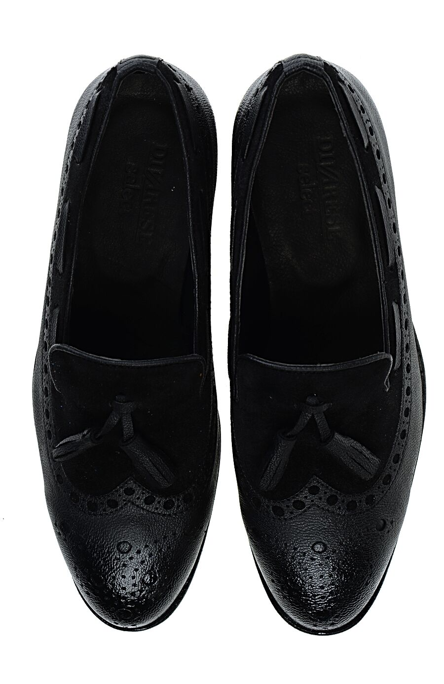 Siyah Smart Casual Loafer