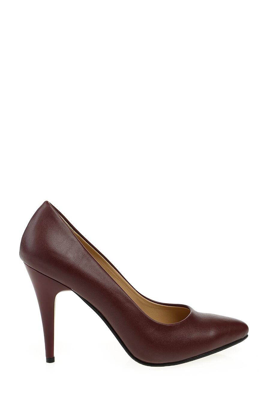 Bordo Gova Ayakkabı