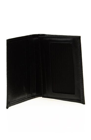 Siyah Cüzdan + Kemer Set