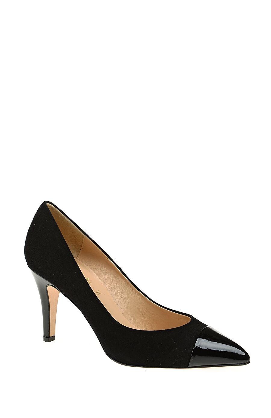 Luca Grossi Siyah Ayakkabı