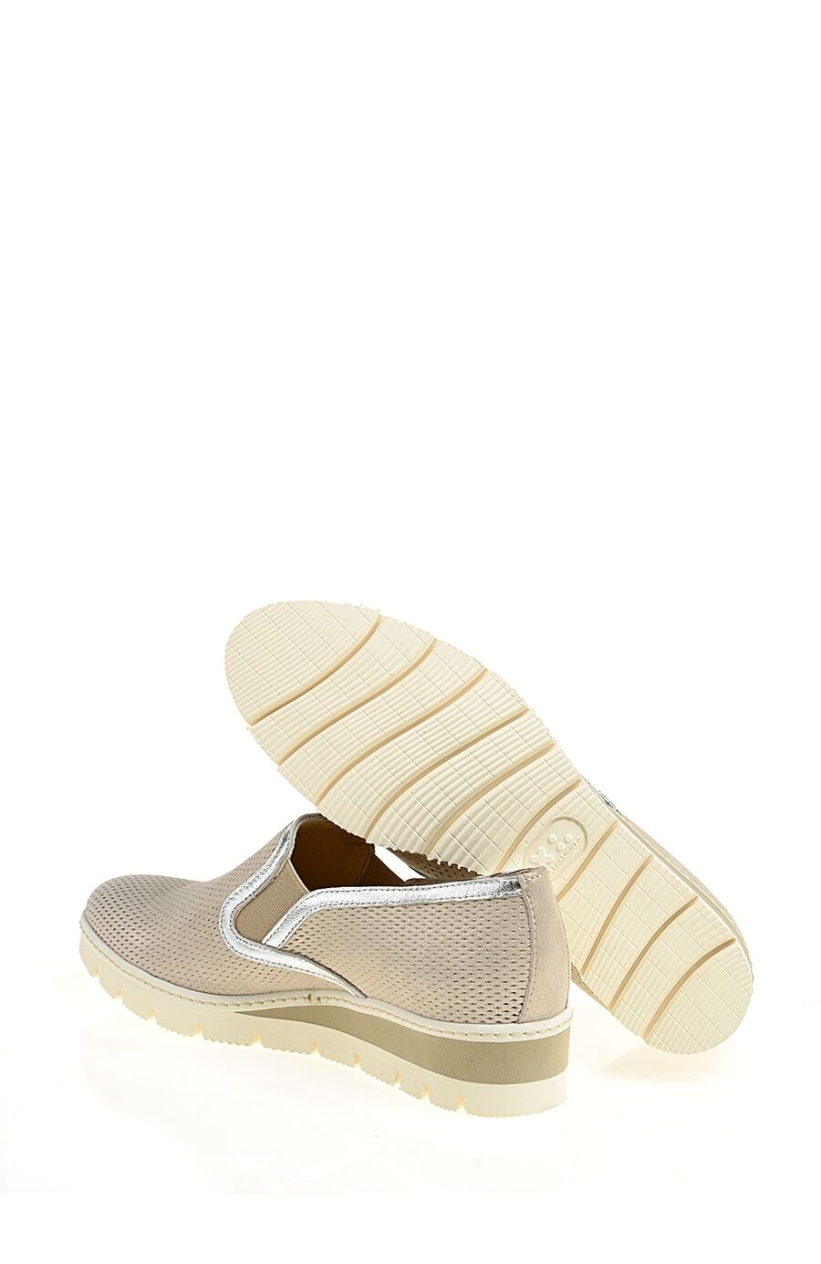 Bej Süet Ayakkabı