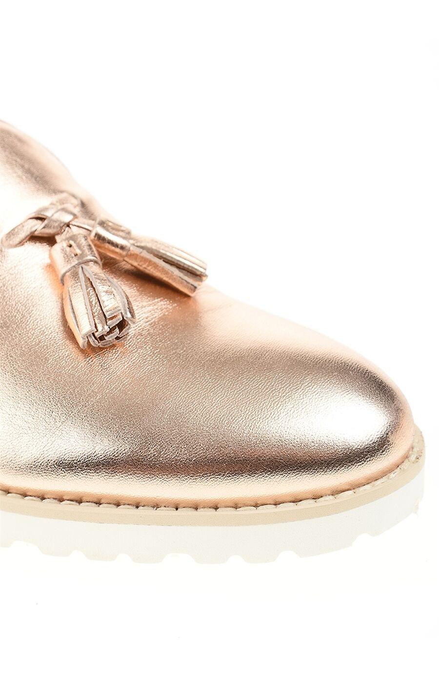 Bakır Deri Ayakkabı