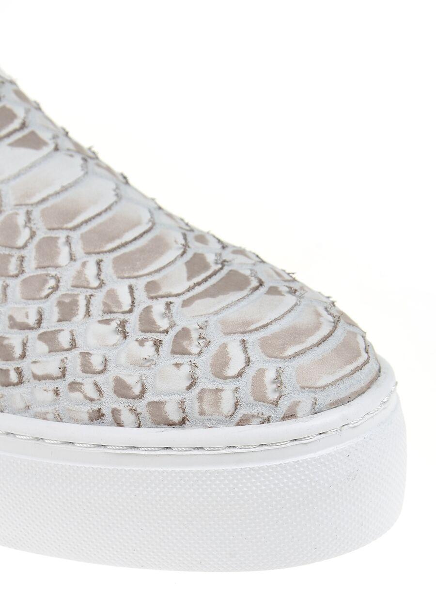 Beyaz Giro Sneaker