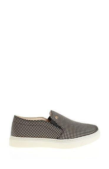 Trok Detaylı Sneaker