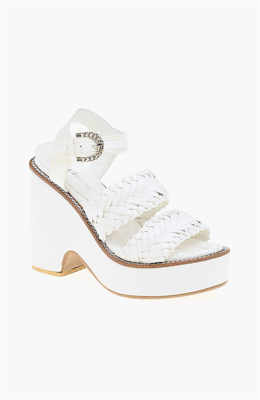 Dıvarese Beyaz Sandalet – 159.0 TL